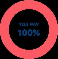 You Pay 100 Desktop